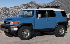Pj Toyota Used 2012 Toyota Fj Cruiser For Sale Pricing Features Edmunds