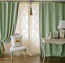 Pastel Coloured Curtains 30 Curtains In Green For All Seasons Interior Design Ideas