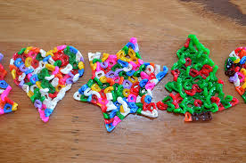fusible bead decorations picklebums