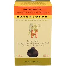 naturcolor 5n light burdock herbaceuticals naturcolor permanent spagyric herbal based hair color