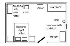 Feng Shui Bedroom Layout Pictures Bedroom Inspiration Database - Feng shui bedroom furniture layout
