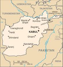 kabul map maps of afghanistan