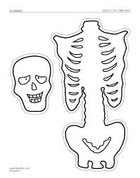 Halloween Acrostic Poem Template Mr Bones Teacher By The Beach