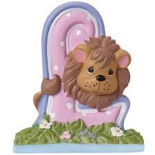 lion figurine l is for lion alphabet letter resin figurine precious moments