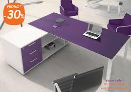 bureau violet un bureau design laqué majestic magnifique à petit prix
