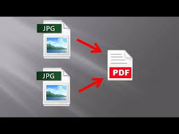 Jpg To Pdf How To Convert Jpg To One Pdf