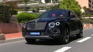 bentley bentayga 2016 2016 bentley bentayga in monaco the ultimate luxury suv youtube