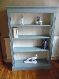 Annie Sloan Bedroom Furniture Bookcase Old Pine Bookcase Rustic Washed Pine Bookcase Antique