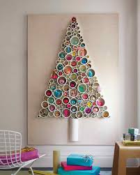 christmas decor ideas 14 diy alternative modern christmas trees