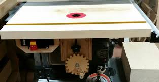 Oliver Table Saw by Table Saw Extension Wing Router Table W Shop Built Lift Router