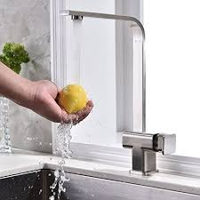 best faucet kitchen best kitchen faucets 2018 reviews and comparison
