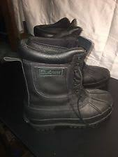 s insulated boots size 9 used mens insulated boots size 9 ebay