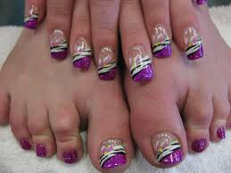 nail state artstatenailsart best 25 football nail designs ideas