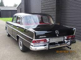 mercedes s230 1966 mercedes 230s fintail car auctions