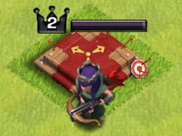 clash of clans archer pics image queen lvl2 jpg clash of clans wiki fandom powered by wikia