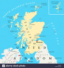World Map Scotland by Glasgow Scotland Map Stock Photos U0026 Glasgow Scotland Map Stock