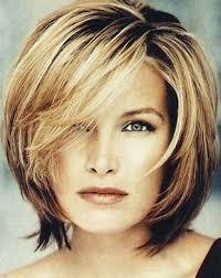 layered hairstyle medium length medium length hairstyles with short layers mid length shag bangs