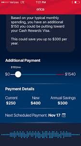 Bank Of America Change Card Design Meet Erica Bank Of America U0027s New Voice Ai Banking System