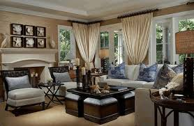 living room center table decoration ideas couple lamps shade dark