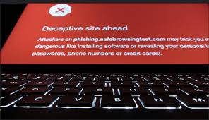 how to recognize secure sites and avoid fake scam or fraudulent