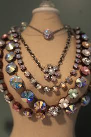 making swarovski crystal necklace images All retired pieces sabika beauty sabikalove ab swarovski jpg