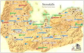 Simple World Map by Stonefalls Simple Eso World Map Evenakliyat Biz