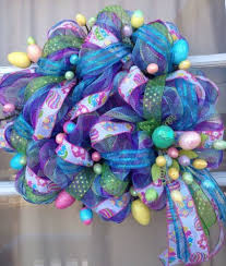 Easter Decorations Wreath by 480 Best Easter Wreaths Images On Pinterest Easter Wreaths