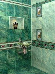 green bathroom tile ideas dark green tiles wyskytech com