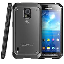 samsung galaxy sm g870a s5 active gray rugged smartphone at u0026t