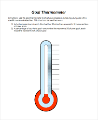 sample thermometer template 9 free documents download in pdf word