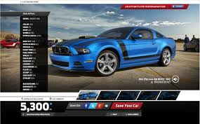 2015 mustang customizer custom hype ford mustang customizer coming to xbox live tomorrow