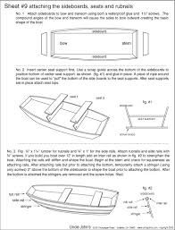 Free Wooden Boat Plans Skiff by 29 Best Build Your Own Boat Images On Pinterest Wood Boats