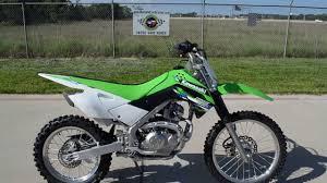 150cc motocross bikes for sale review 2013 kawasaki klx140l recreational dirt bike youtube