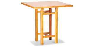 36 counter height table greenington modern bamboo tulip 36 counter height table minimal