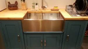 freestanding kitchen sink unit incredible kitchen sink solid wood free standing freestanding