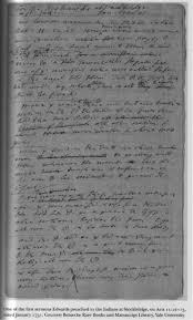 beinecke rare book and manuscript library jonathan edwards a missionary themelios from the gospel coalition