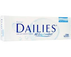 Focus Dailies All Day Comfort Lentilles Focus Dailies All Day Comfort Progressives 30 Moins
