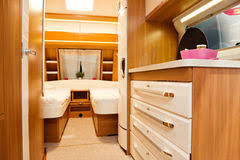 Interior Of Mobile Homes by Interior Of Modern Camper Stock Photo Image 38886065