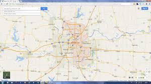 Kansas City Map Kansas City Missouri Map