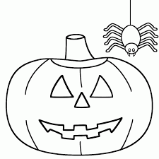 halloween clipart to color u2013 festival collections