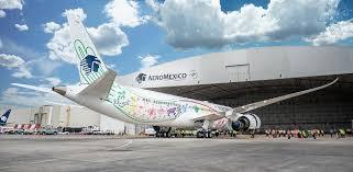 Press Advertising Aeromexico Multi Format Aeromexico Welcomes Boeing 787 9 To Fleet Breaking