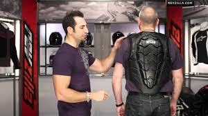 motorcycle riding jackets with armor speed and strength lunatic fringe armored vest review at revzilla