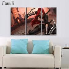 online get cheap canvas art league legends aliexpress com