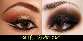 Cool Makeup Designs Cool And Stylish Eye Makeup Ideas For Brown Eyes