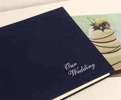 linen photo album our somerset linen wedding albums feature a linen cover and