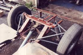 car rear suspension fairthorpe restoration picture of the week fairthorpe
