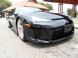lexus coupe black black lexus lfa for sale in the uk what u0027s wrong with the owner