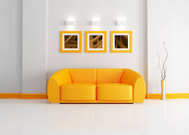 Modern Yellow Sofa Yellow Sofa A For Your Living Room