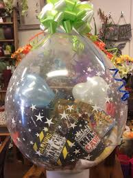 balloon with gift inside 9 best grafton florist stuffed balloons images on