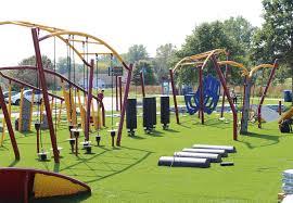 golden valley debuts minnesota u0027s first playground u0027challenge